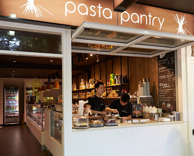 Our Story Pasta Pantry