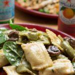 Spinach Ravioli (V) Pasta Pantry