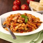 Chili Chicken Basil Penne Pasta Pantry